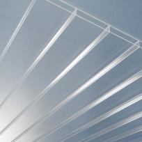 PLEXIGLAS® ALLTOP Stegplatten SDP 16/64 glatt klar