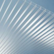 PLEXIGLAS® RESIST Stegplatten S3P 16/24 NO DROP