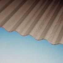 PLEXIGLAS® RESIST Wellplatten WP 76/18 Rund 3 mm C-Struktur braun