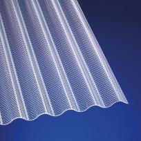 acrylglas profilplatten graphit 3mm 76 18 wabe. Black Bedroom Furniture Sets. Home Design Ideas