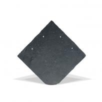 Schieferplatten Universal Rundbogen 25 x 25 cm