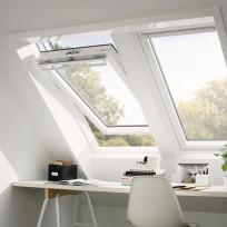 VELUX Dachfenster GGU 0062 ENERGIE Schallschutz Schwingfenster Kunststoff