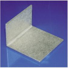 Abschluss- und Haltewinkel Aluminium für Deck- und Universalprofil