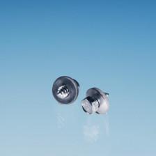 ALWO® Spezialschrauben V2A 6,5 x 13 mm, 100 Stück