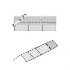 First- und Gratschindel für Cambridge Xpress / Xtreme Dachschindeln