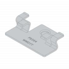 Twinson 9477 Montageclip für Holz- und Stahlträgerprofil