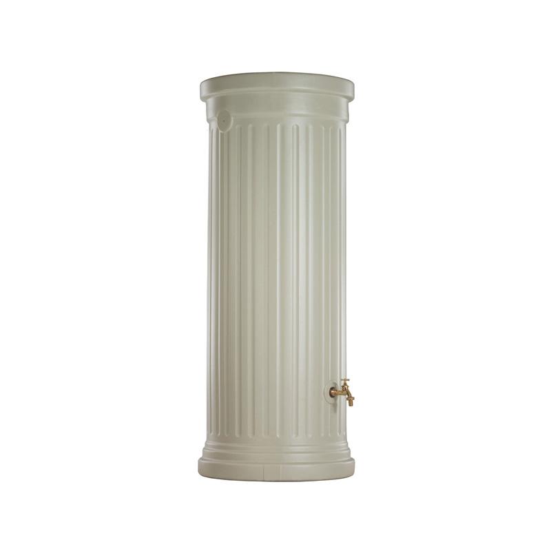 garantia s ulentank 500 liter sandbeige regentonne wassertank regentank ebay. Black Bedroom Furniture Sets. Home Design Ideas