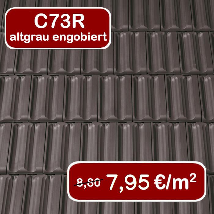 Dachziegel_Sonderposten_C73R_altgrau-engobiert