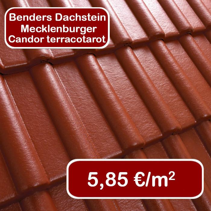 DBenders Dachstein Mecklenburger Candor terracottarot