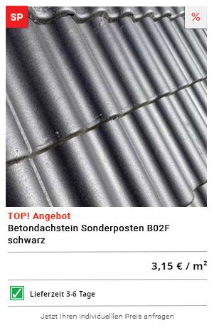 Betondachstein_Sonderposten_B02F_schwarz