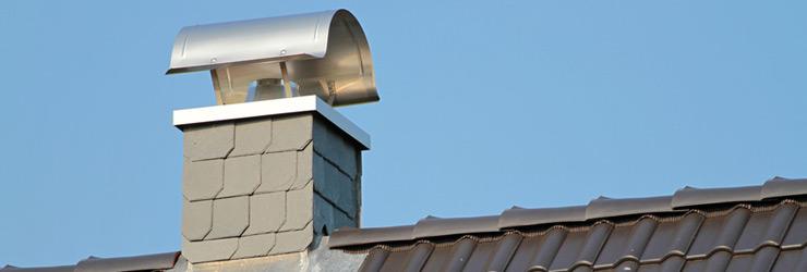 Schornstein Dach