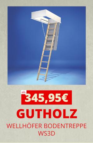 Wellhöfer Bodentreppe GutHolz WS3D