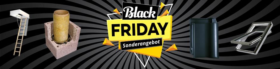 Black Friday Sonderangebot 2019