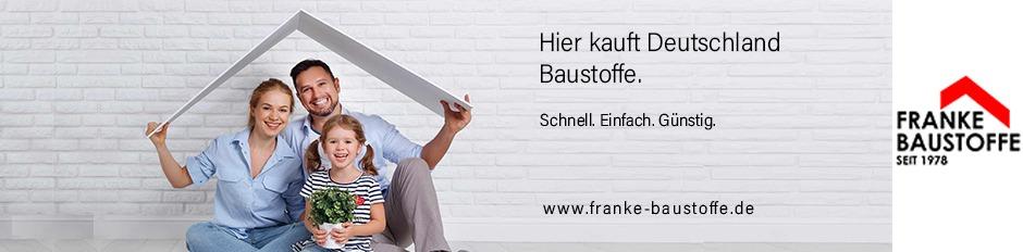 Hier Kauft Deutschland Baustoffe Banner