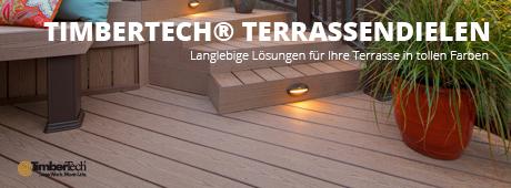 Timbertech® Terrassendielen kaufen
