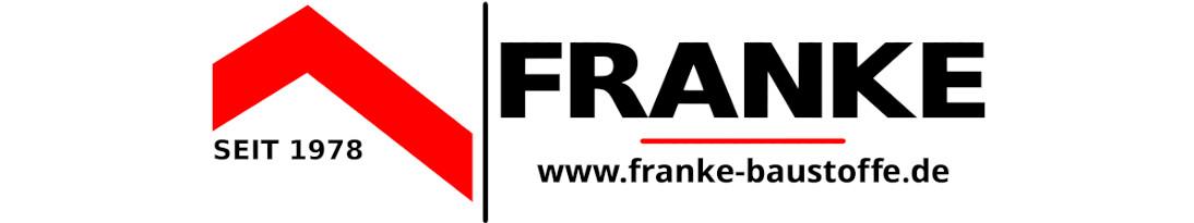 Dachziegel & Baustoffe online kaufen - bei FrankeBaustoffe